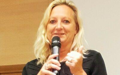 Le Jury de la Finale – Laurence Augoyard, Directeur Général GES Eductive